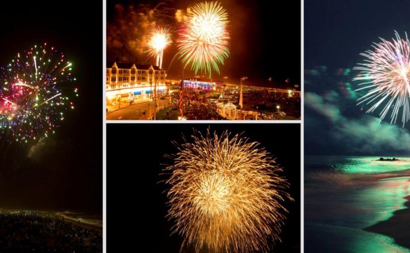 Long Branch Fireworks